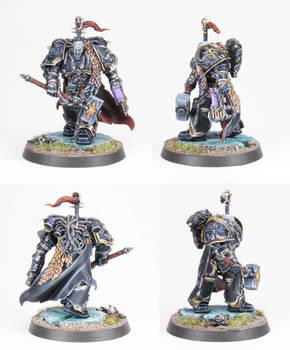 Chaos Space Marines Black Legion Lord
