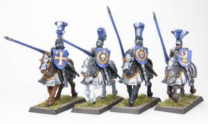Reiksguard Knights A - Commission