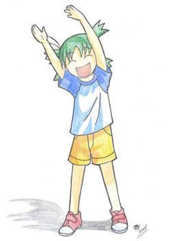 Yotsuba Sketch
