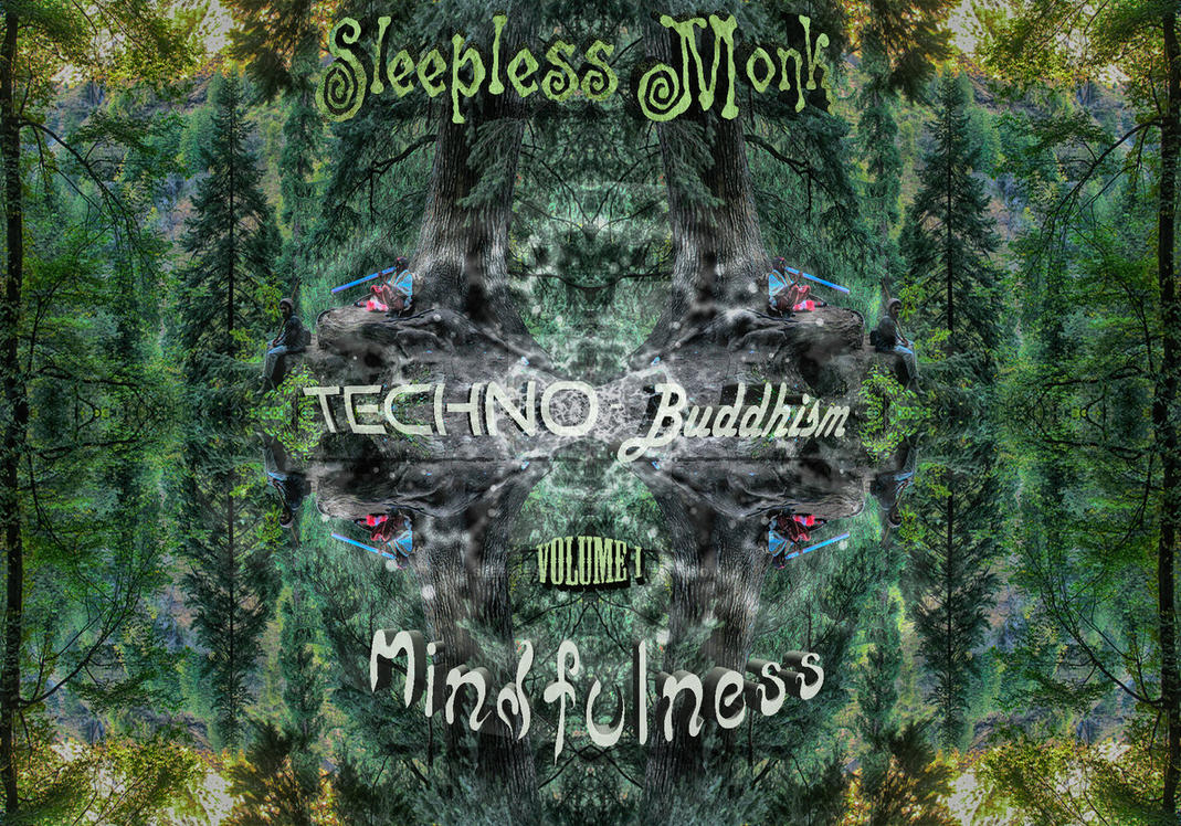 Techno-Buddhism by sleeplessmonk