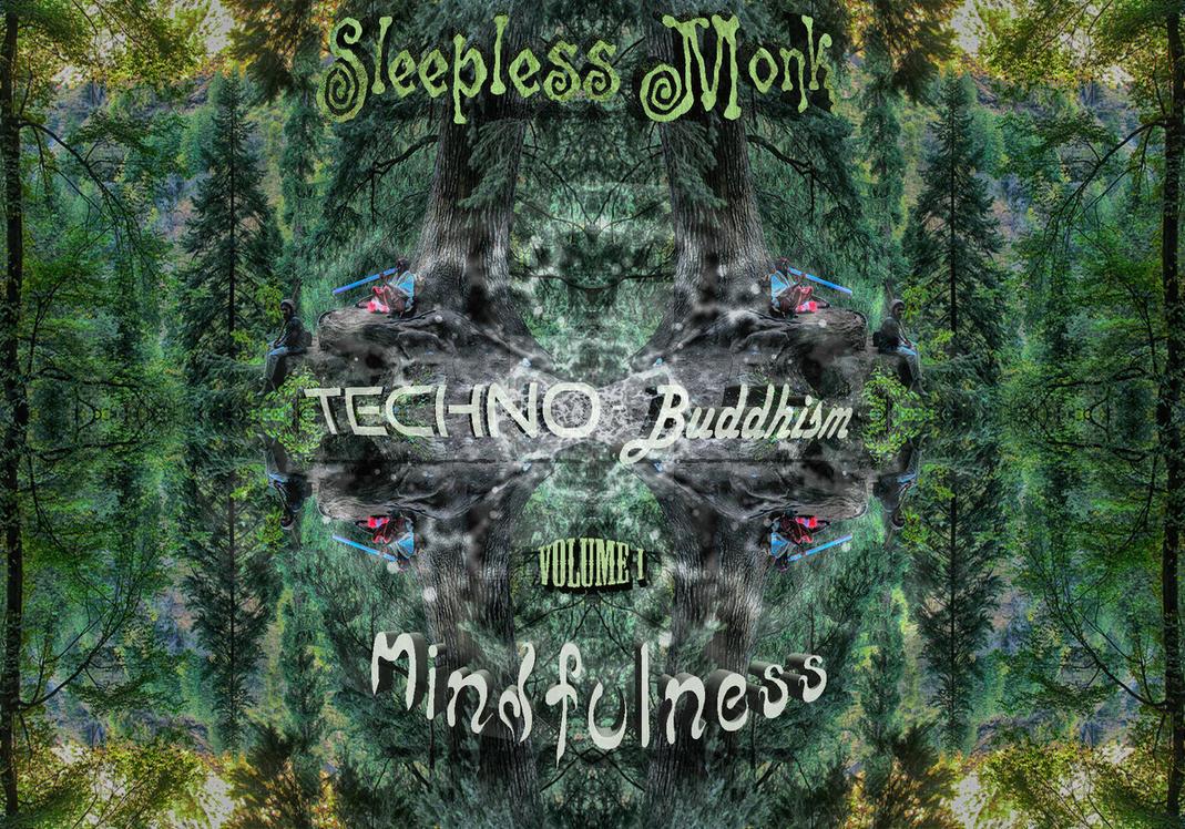 Techno-Buddhism by sleeplessmonk