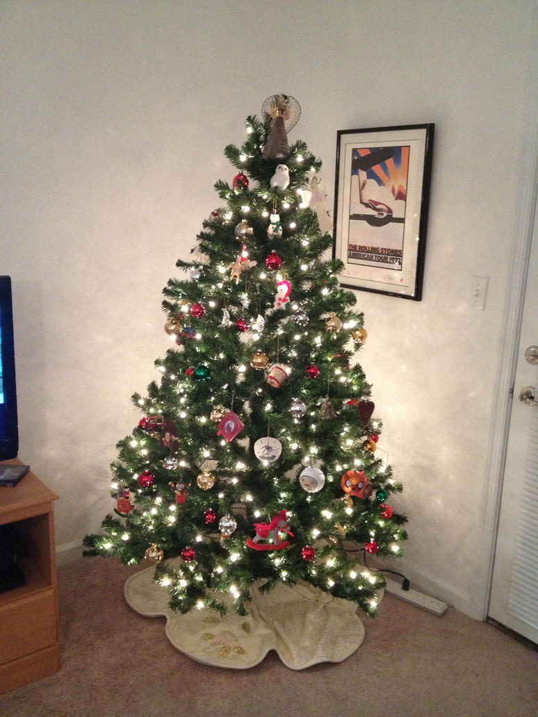 My Christmas Tree by cards344 on DeviantArt