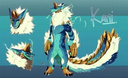 Kami [Custom for Tempelina}