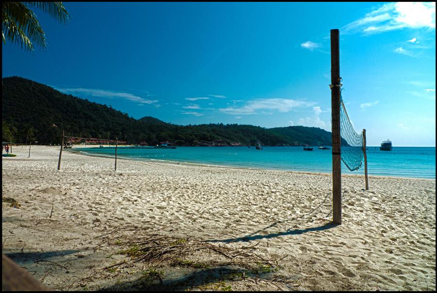 Redang Beach 1 by techno-x