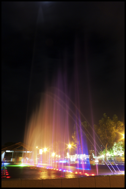 Fountain shows by techno-x