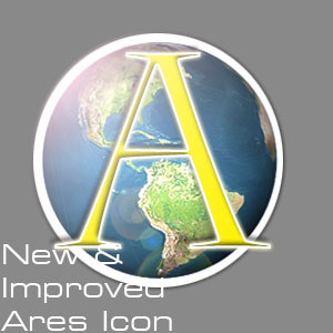 Ares icon by techno-x