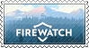 Video Games - Firewatch Stamp by ArtKino