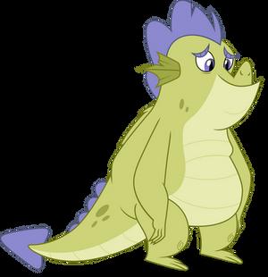 Sludge - Spike's dad - VECTOR