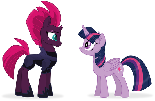 Twilight and Tempest ~ Movie characters