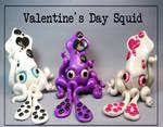 Valentine's Day Squid