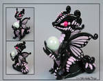 Butterfly Dragon Design