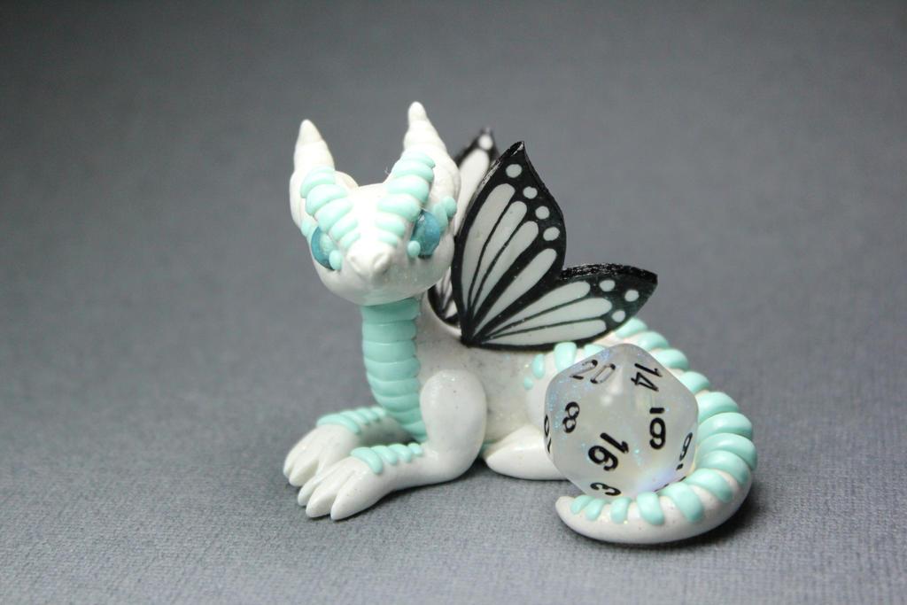 Sparkley Butterfly Dragon by ShaidySkyDesign