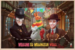 We Happy Few Contest Entry by Pa-Bu