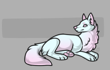 Cotton Candy Dog Adopt: open by tadpoles2010