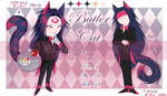Butler cat auction [OPEN] by Faer-Leiters