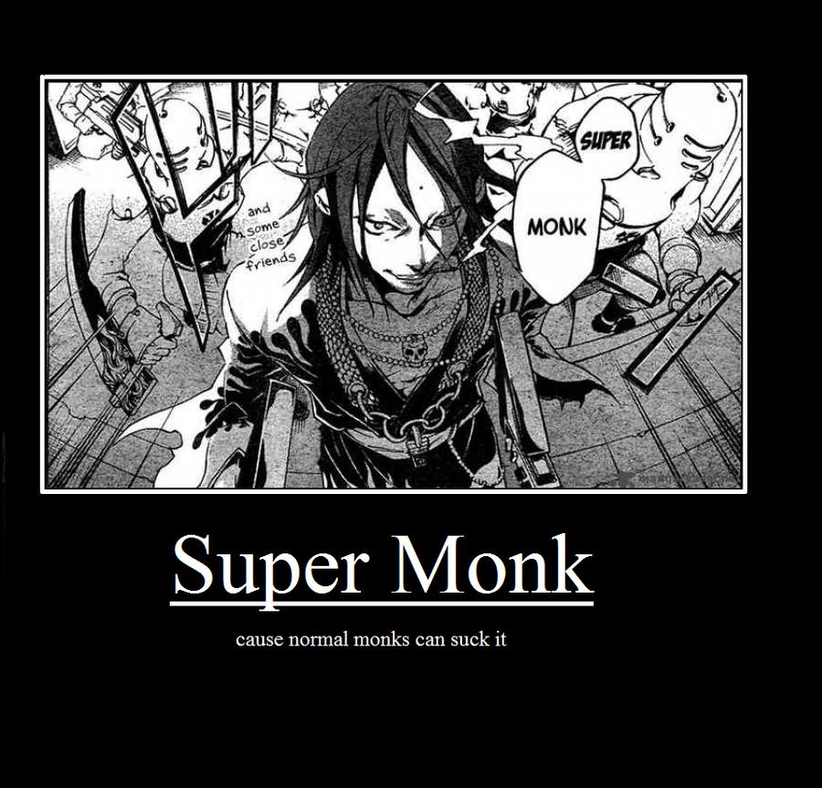 Super Monk by Anime666Hamster on DeviantArt