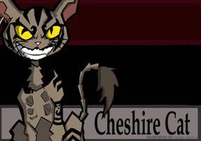 Cheshire Cat by CheshireCatEZ