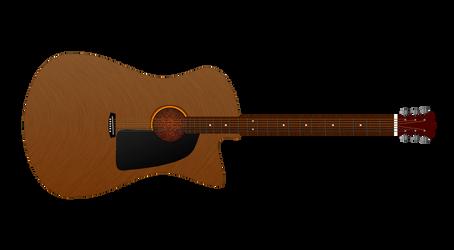 Guitar, im that creative :D