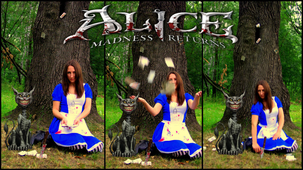 Alice Madness Returns by Franc1ne
