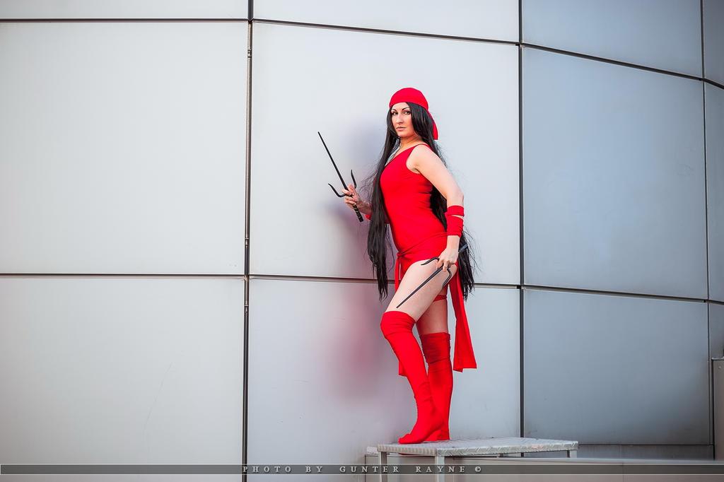 Elektra by Franc1ne