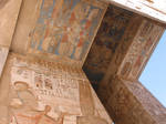 Ancient  painted ceiling