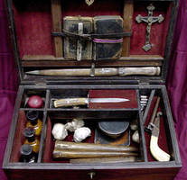 Vampire Hunting Kit by FalseMaria
