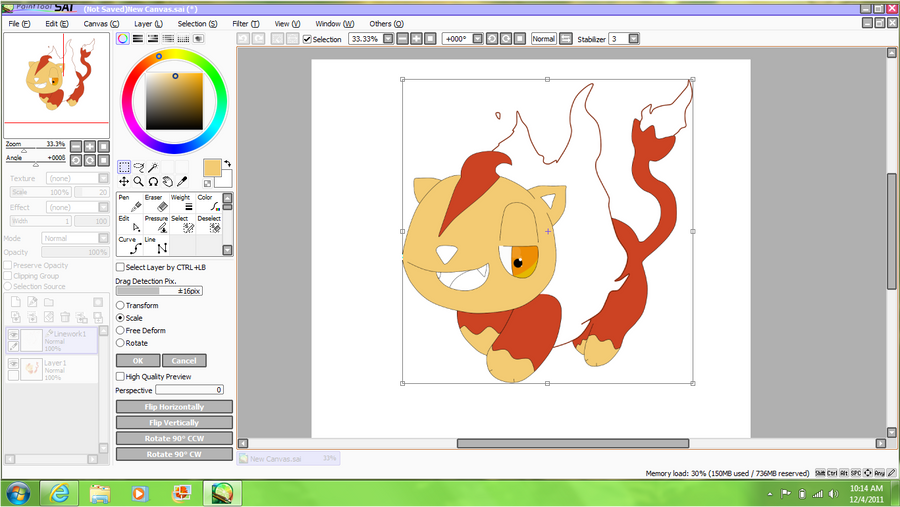how to download paint tool sai for free