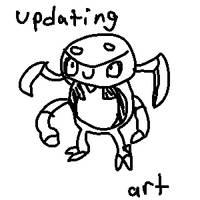 Slicing Tick Pokemon by harikenn
