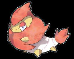 Igniting Fuse Pokemon by harikenn