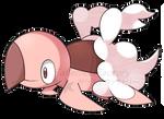 Mythical Sky Pokemon