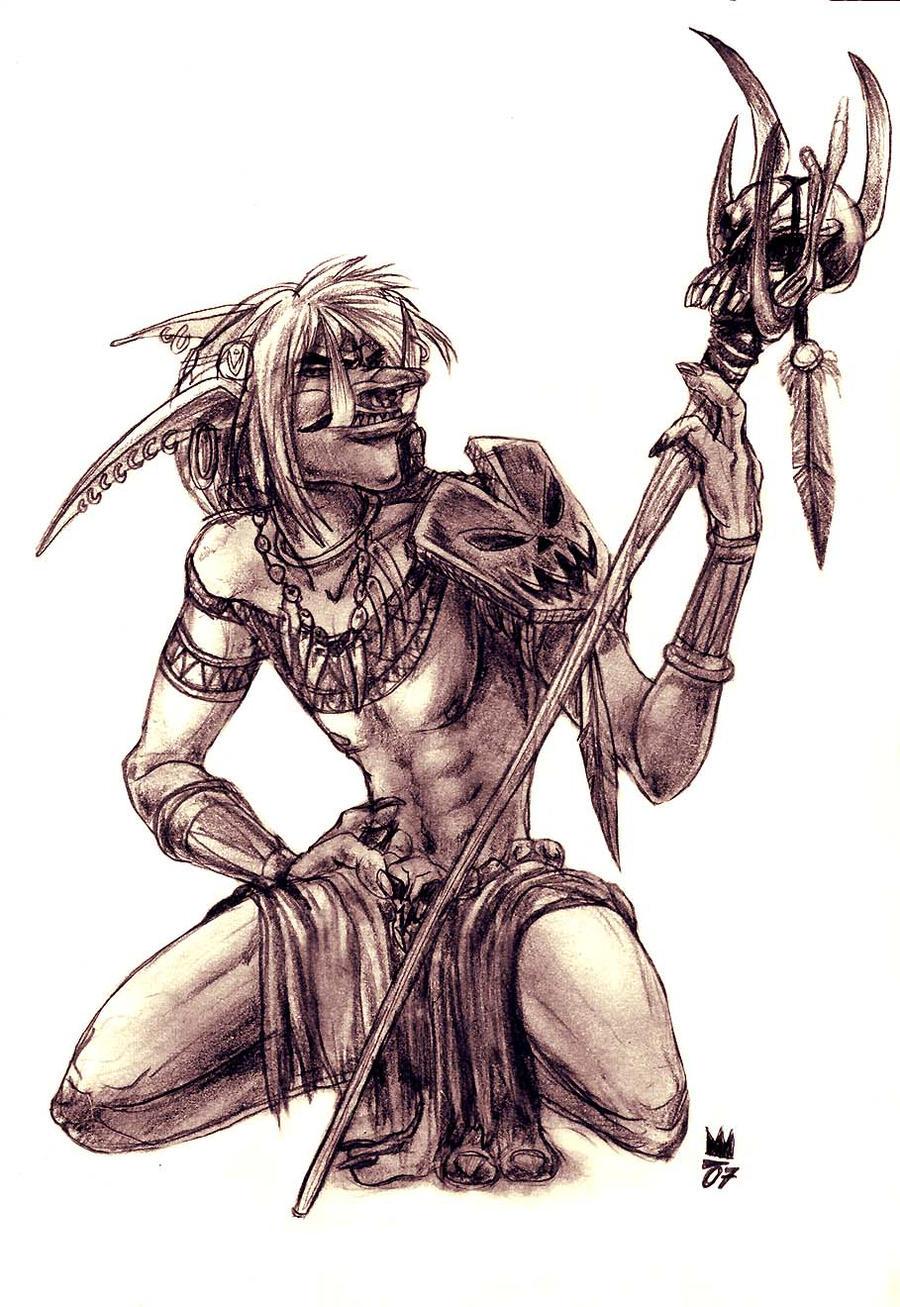E hentie galleries druid shaman xxx gallery