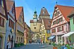 Markus Tower, Rothenburg ob der Tauber