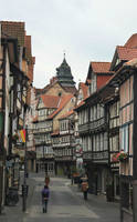 Lange Strasse, Hann. Muenden by Irondoors