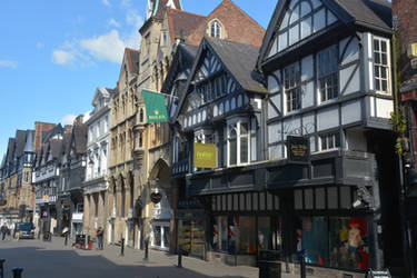 Eastgate Street, Chester by Irondoors