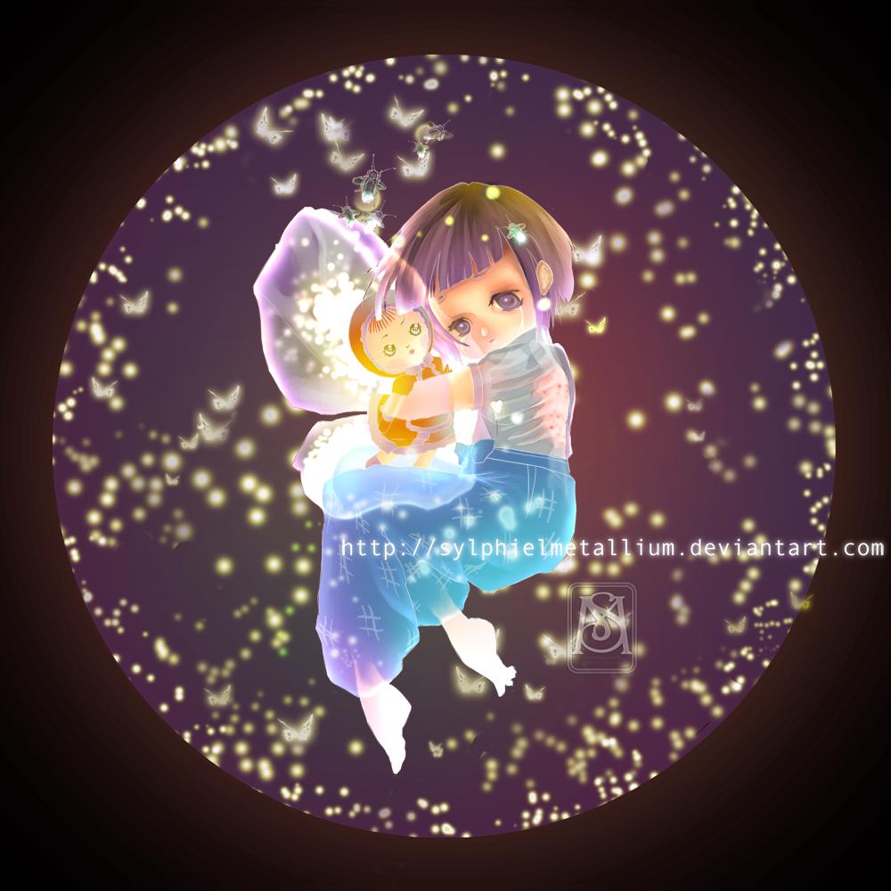 Grave of fireflies - Soul by *sylphielmetallium on deviantART