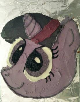 Twilight Head Cake