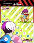 Lox AU: Pokemon preschoolers