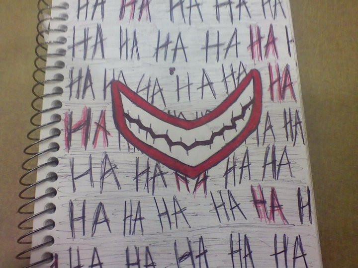 Joker Ha Ha Ha Tattoo: Ha Ha By Lulu-Doom On DeviantArt
