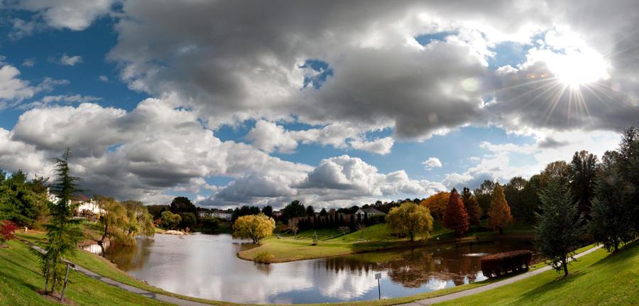 Lake Panoramic by BiOzZ
