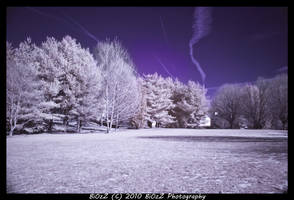 infrared park by BiOzZ