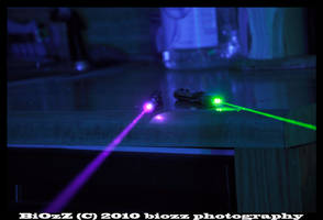 lasers by BiOzZ