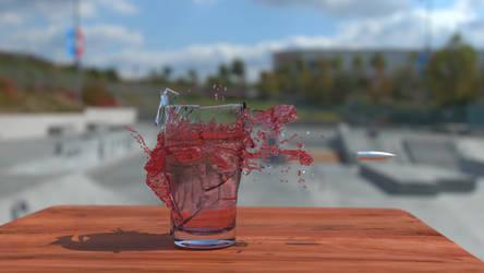 Broken Glass by BiOzZ