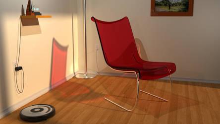 Chair by BiOzZ