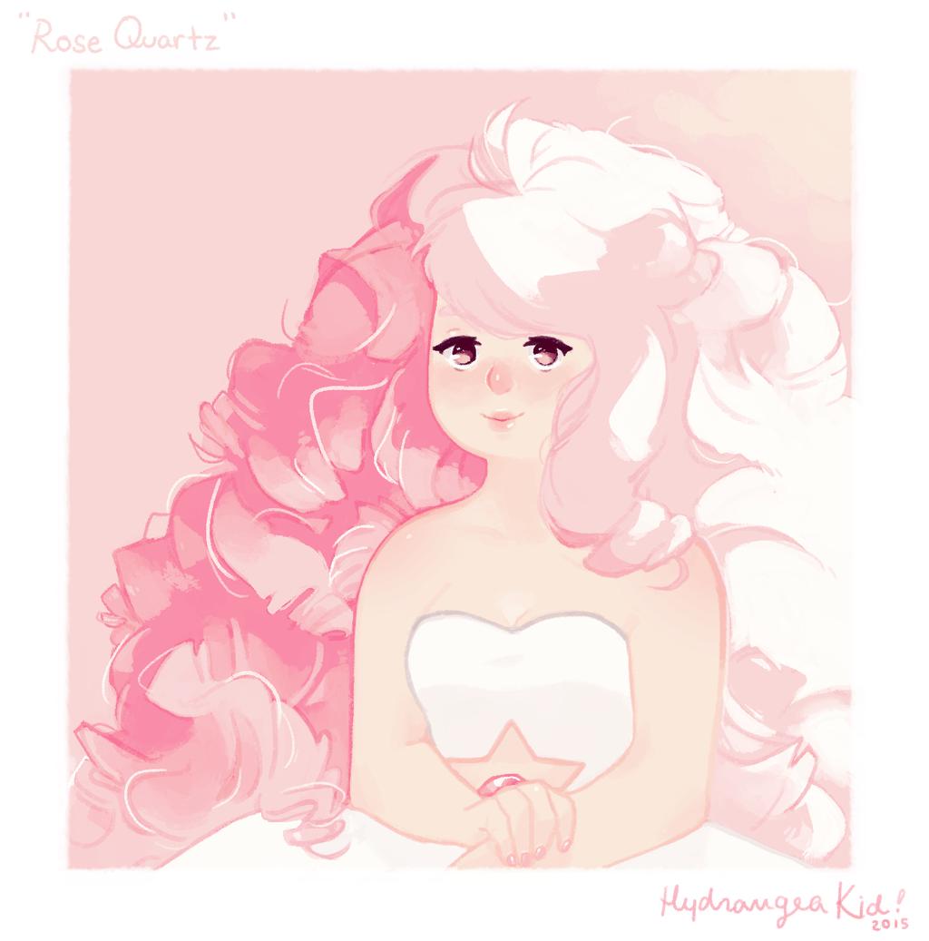 Rose Quartz Steven Universe Hair Template: Rose Quartz By Creamuu On DeviantArt