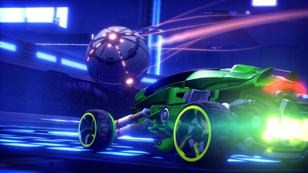 Rocket League Esper 4 by Exxoc4 on DeviantArt