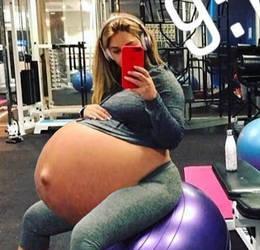 Pregnancy morph