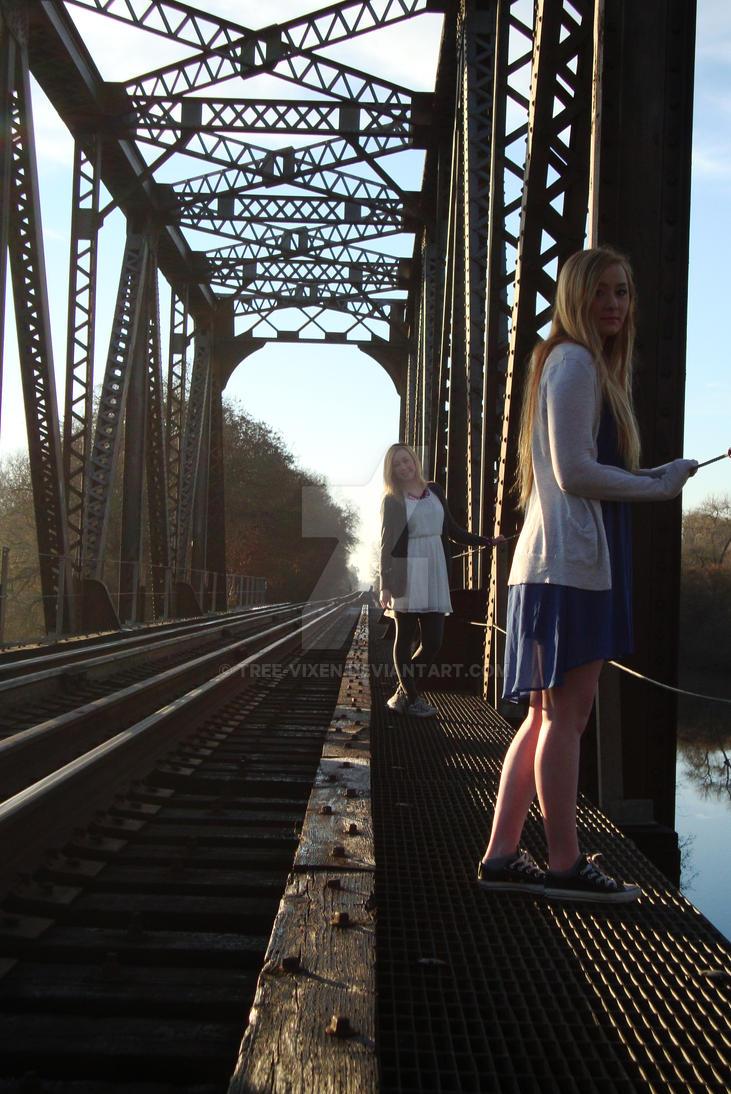 A Train Long Gone by Tree-Vixen