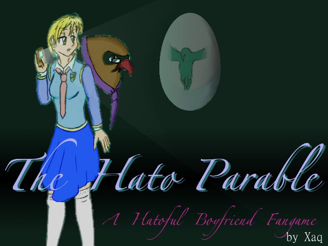 The Hato Parable - A Hatoful Boyfriend Fangame by xaq10r