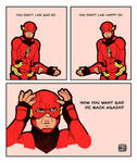 Whut, Flash?!
