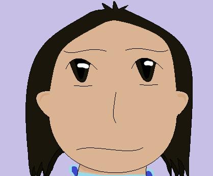 anime me :3 by dog304